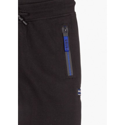 Detalle bolsillo Pantalón Jogging Losan niño junior LSN85 cordón