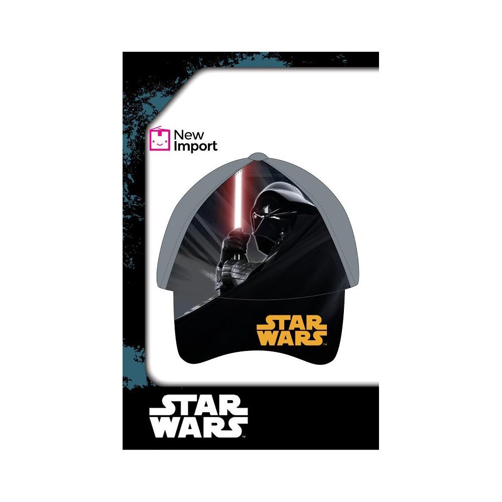 Gorra Star Wars Darth Vader visera belcro