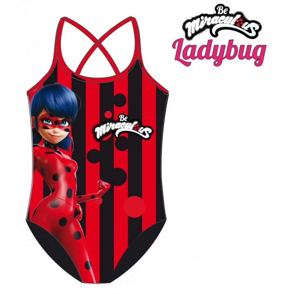 Bañador Ladybug Prodigiosa topos
