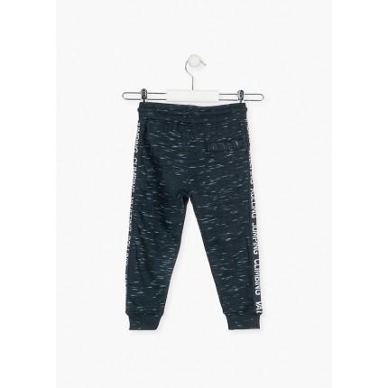 Parte trasera Pantalón Jogging Losan Kids niño infantil Jumping cordón