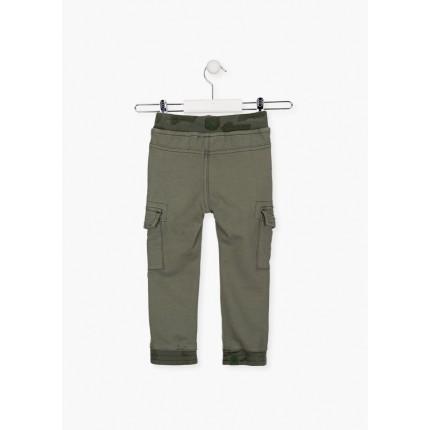 Parte trasera Pantalón Losan Kids niño infantil Nomad bolsillos laterales