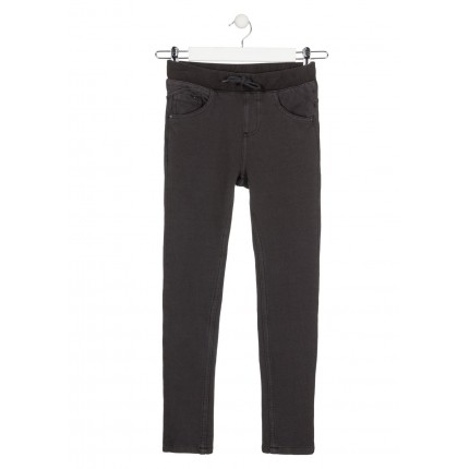 Pantalón Losan niño junior cordón Slim Fit