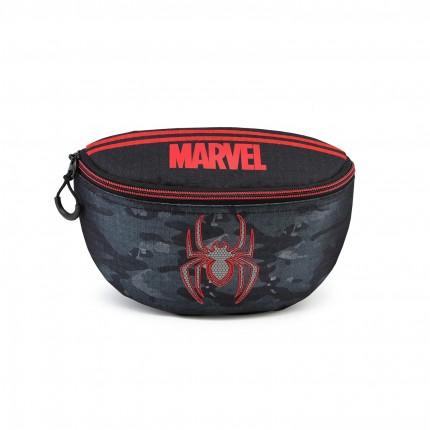 Riñonera Spiderman Waist Dark