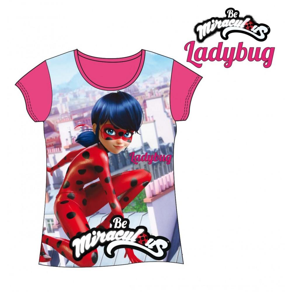 Camiseta Ladybug Be Miraculous manga corta