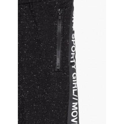 Detalle bolsillo Pantalón Jogging Losan niña Sporty Girl junior cordón