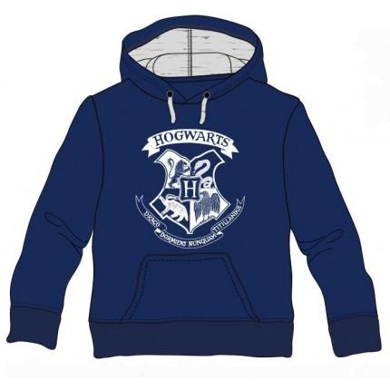 Sudadera Harry Potter niño y adulto Howgarts capucha