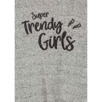 Detalle estampado Sudadera Losan niña Super Trendy Girls junior capucha
