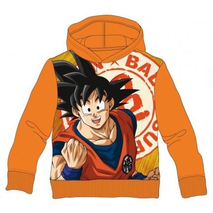 Sudadera Dragon Ball Goku niño capucha