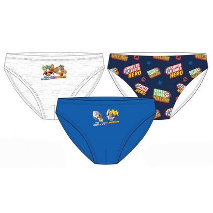 Slips Super Zing niño pack de 3