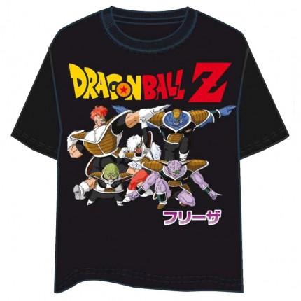 Camiseta Dragon Ball Freezer Special manga corta