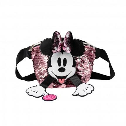 Minnie Mouse Lollipop Riñonera Cream