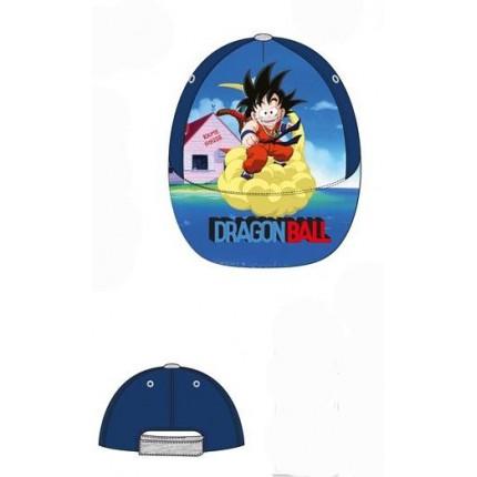Gorra Dragon Ball niño kame house con cierre vista de atrás