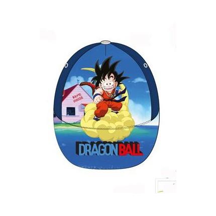 Gorra Dragon Ball niño kame house con cierre