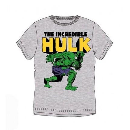 Camiseta HULK The incredible adulto manga corta