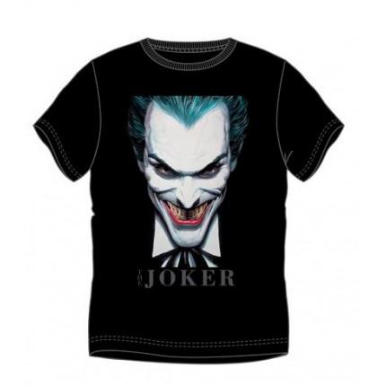 Camiseta Jocker hombre manga corta Batman