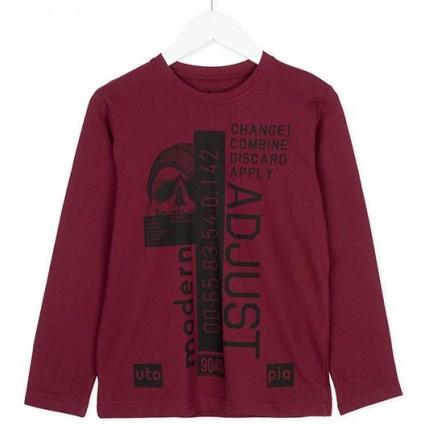 Camiseta Losan niño junior Adjust manga larga