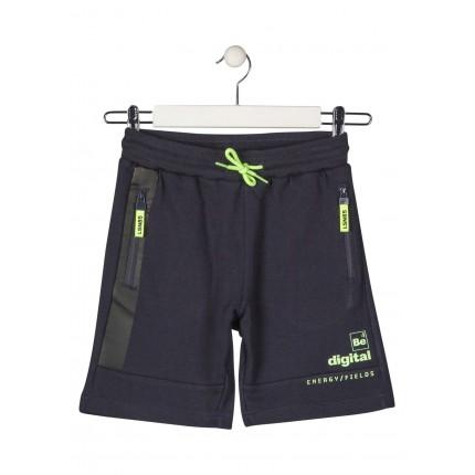 Pantalón Jogging Losan niño junior Be Digital con cordón