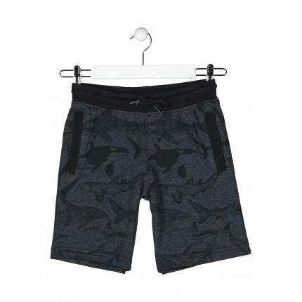 Pantalón Jogging Losan niño junior Sharks con cordón