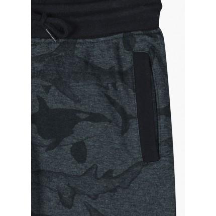 Detalle de bolsillo de Pantalón Jogging Losan niño junior Sharks con cordón