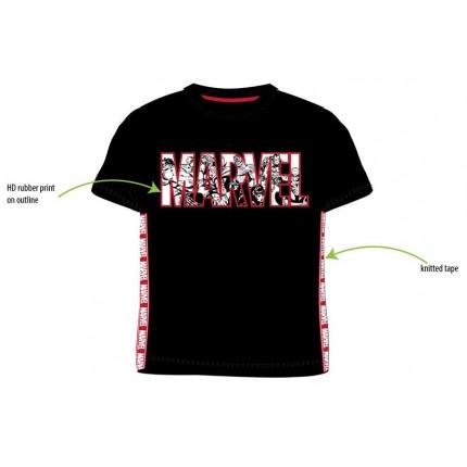 Camiseta Marvel niño junior manga corta