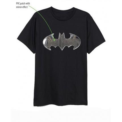 Camiseta Batman niño Logo manga corta
