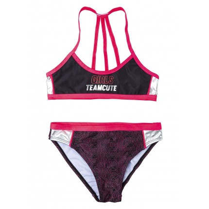 Bikini Losan niña junior Team Cute top