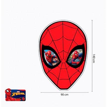 Toalla Cara Spider-man microfibra Marvel