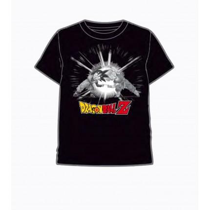Camiseta Dragon Ball Z Son Goten Trunks Adulto manga corta