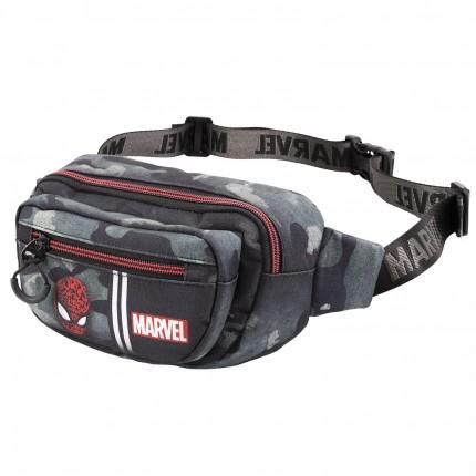 Riñonera Spiderman Glaze Spidey vista lateral