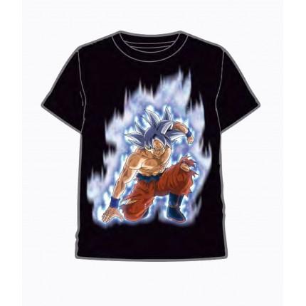 Camiseta Dragon Ball Goku Ultra niño manga corta