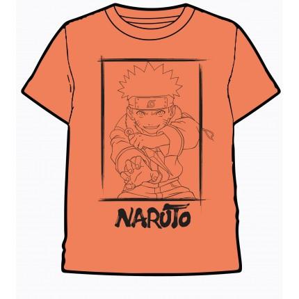 Camiseta Naruto niño manga corta Anime Manga
