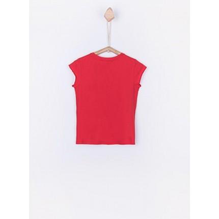 Camiseta Tiffosi Myrna niña junior sin mangas