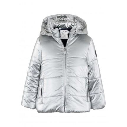 Parka Losan Kids niña Nordic Island con capucha desmontable