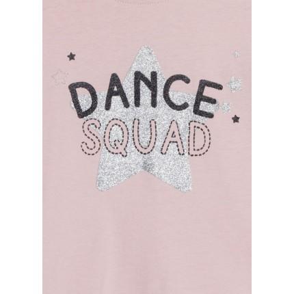 Detalle de Camiseta Losan Kids niña Dance Squad manga larga