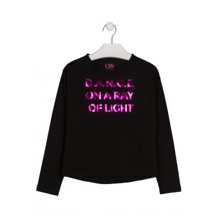 Camiseta LSN Junior niña Dance manga larga