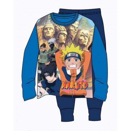 Pijama Naruto con Itachi Uchiha niño manga larga