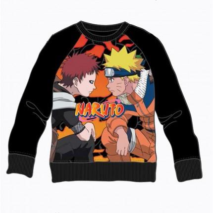 Sudadera Naruto Uzumaki y Gaara niño con puño