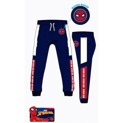 Pantalón Spider-man niño Marvel con puño en azul marino
