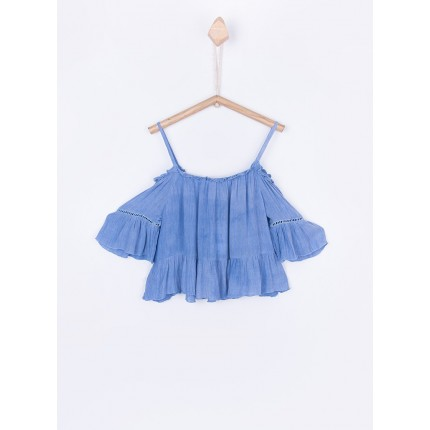 Camisa Tiffosi Barbados niña junior