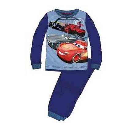 Pijama Cars niño kids Disney manga larga