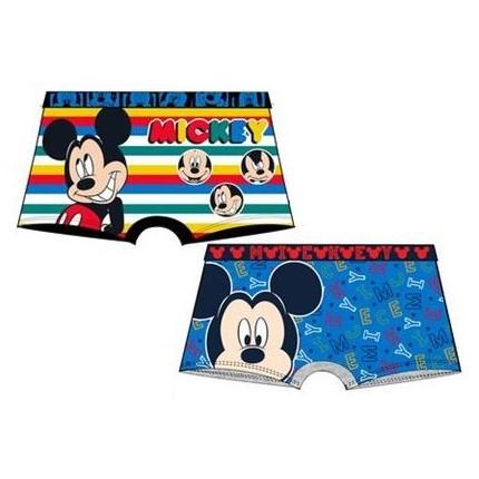 Pack de 2 boxers Mickey Disney niño kids goma