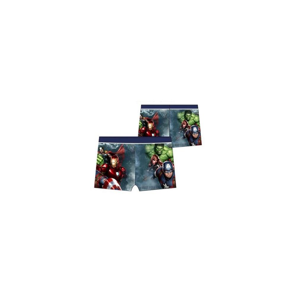 Bañador boxer Vengadores Avengers niño